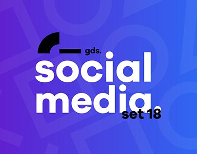 Redes Sociais | Setembro 2018
