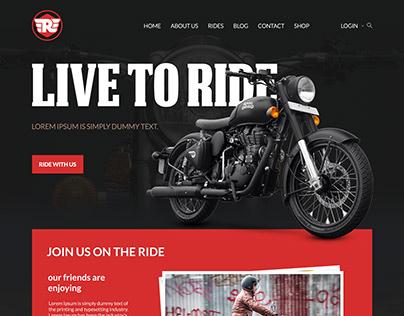 Royal Enfield Rider's Club