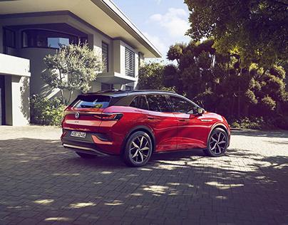 Volkswagen ID.4 - Campain Visual