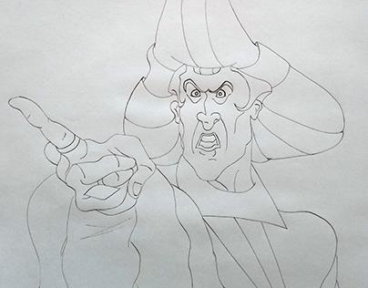 Juiz Claude Frollo