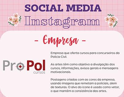 Social Media Instagram - Propol