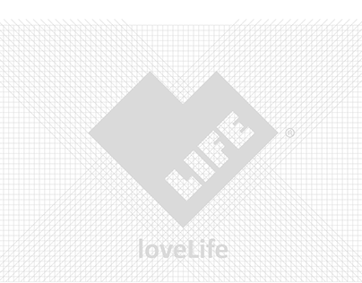 loveLife Rebranding 2013