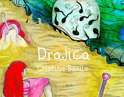 Drajica- Book cover for a coming soon novel