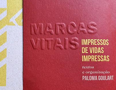 Marcas Vitais: Impressos de Vidas Impressas