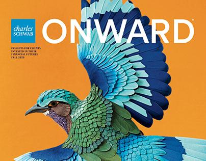 Onward Magazine cover Aug 2020