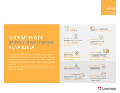 Política Sostenibilidad Banco Estado