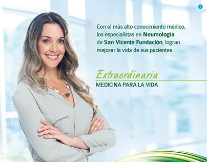 San Vicente Fundación-Campaña Sombrilla