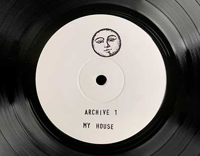 Archive 1 - My House, Unknown Artist