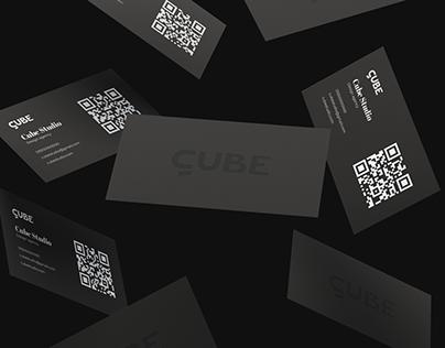 5Cube Studio | Branding | Visual Identity