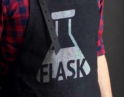 Logo 4 antikafe FLASK