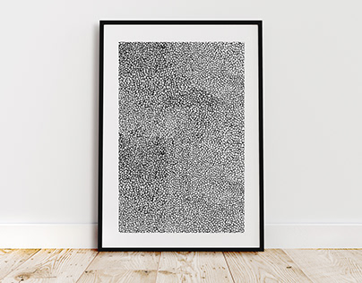 Master thesis - Grain drawing