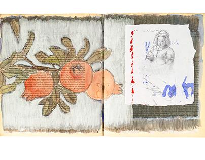"""Devaneio""| art book"
