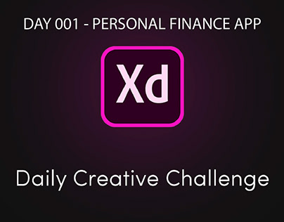 Adobe XD Daily Challenge -September 2018