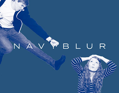 Navyblur re-brand 2017/18