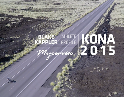 My Cervélo: Blake Kappler