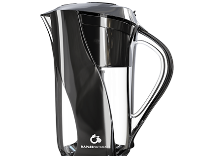 Product Render , Water Pitcher