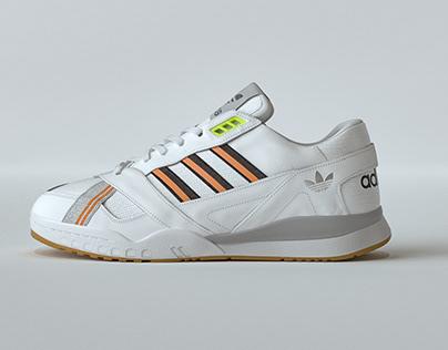 3D. adidas sneaker
