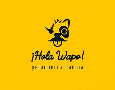 ¡Hola Wapo! - Marca