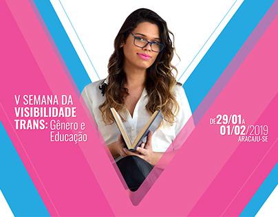 5th Trans Day of Visibility   Aracaju, Brazil   2019