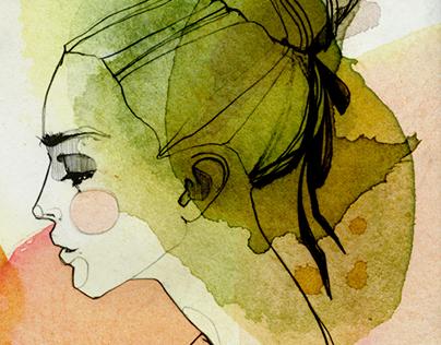 Les Filles by Ekaterina Koroleva