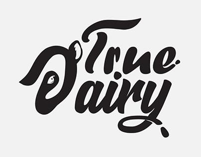 True Dairy Logo