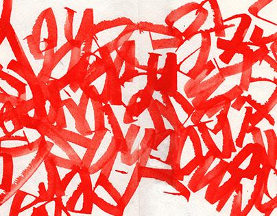 No title (Red Script)