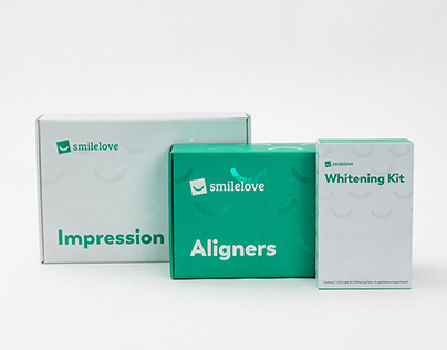 Smilelove Packaging Redesign
