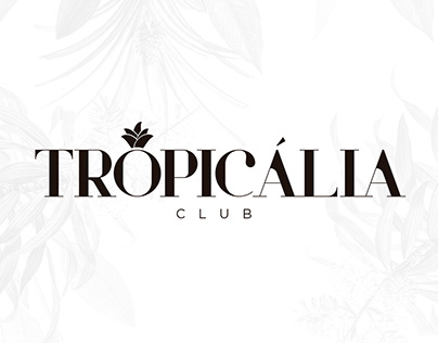 Tropicália Club   Branding