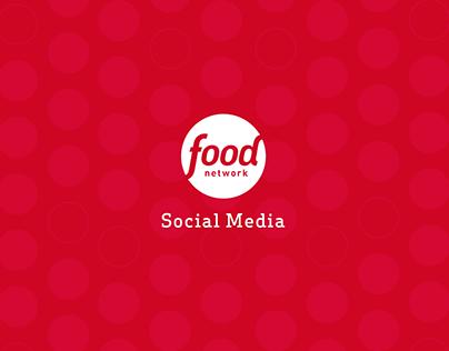 Food Network Social Media