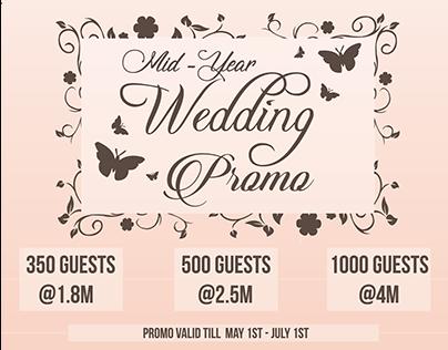 Wedding Event Flyer Sample