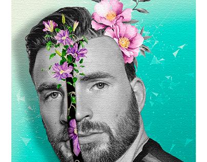 A flor da pele #5 - Chris Evans