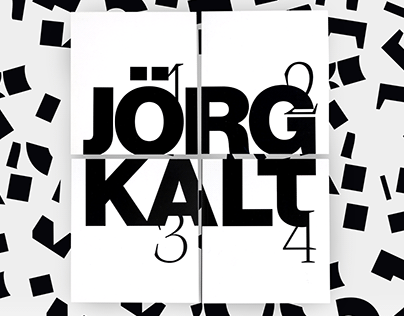 Jörg Kalt: Noch nicht gedrehte Fime