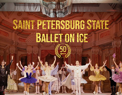 St. Petersburg State Ballet on Ice - Edit