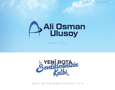 Ali Osman Ulusoy | Web Site