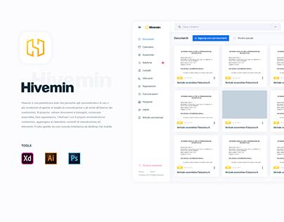 Hivemin • Platform | UI/UX Design