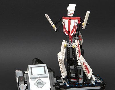 LEGO DANC3R