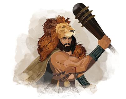 Heroes and Warriors - Simba 2019 Calendar