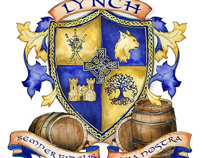 Lynch Distillery Crest