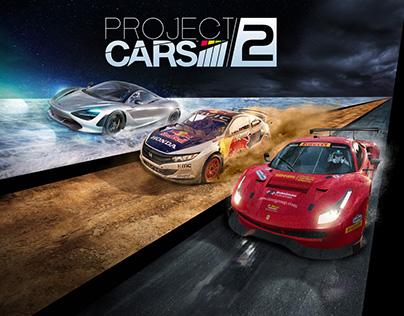 Project Cars 2 – Key Art