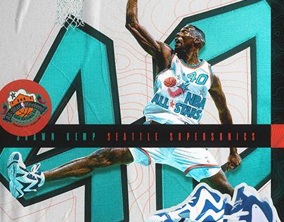Retro Inspired Basketball Designs