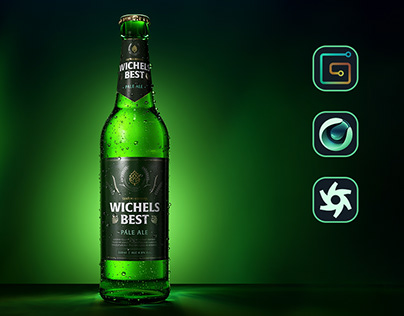 Wichel's Best |CGI Bottle