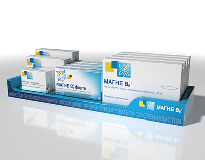 Magne B6 Display