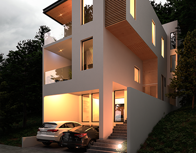 Project by  Architect Abraham Liceaga