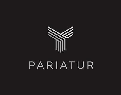 Abstract universal premium logo design. Creative line s