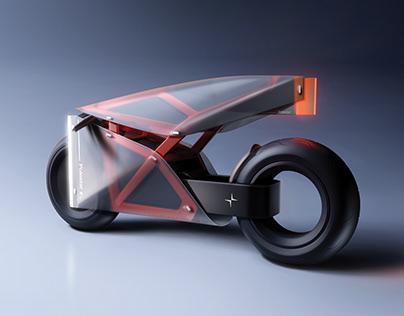 Polestar Motorcycle concept