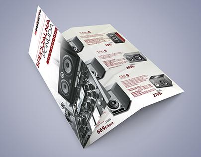 FOCAL PROMO brochure