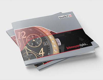 Swatch Saat Katalog