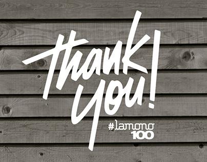 Thank You #lamono10th