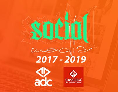 ADC, SA | Social Media - 2017 - 2019