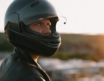 Man & Machine - Triumph Ride